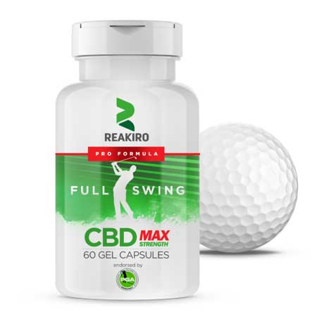 full swing cbd range